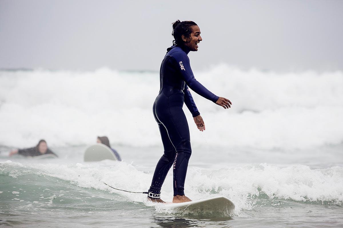 Kletterkurs und Surfen lernen in Portugal