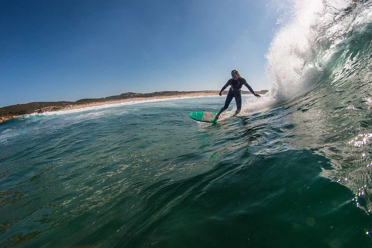 Portugal Surfen mit SaltyWay