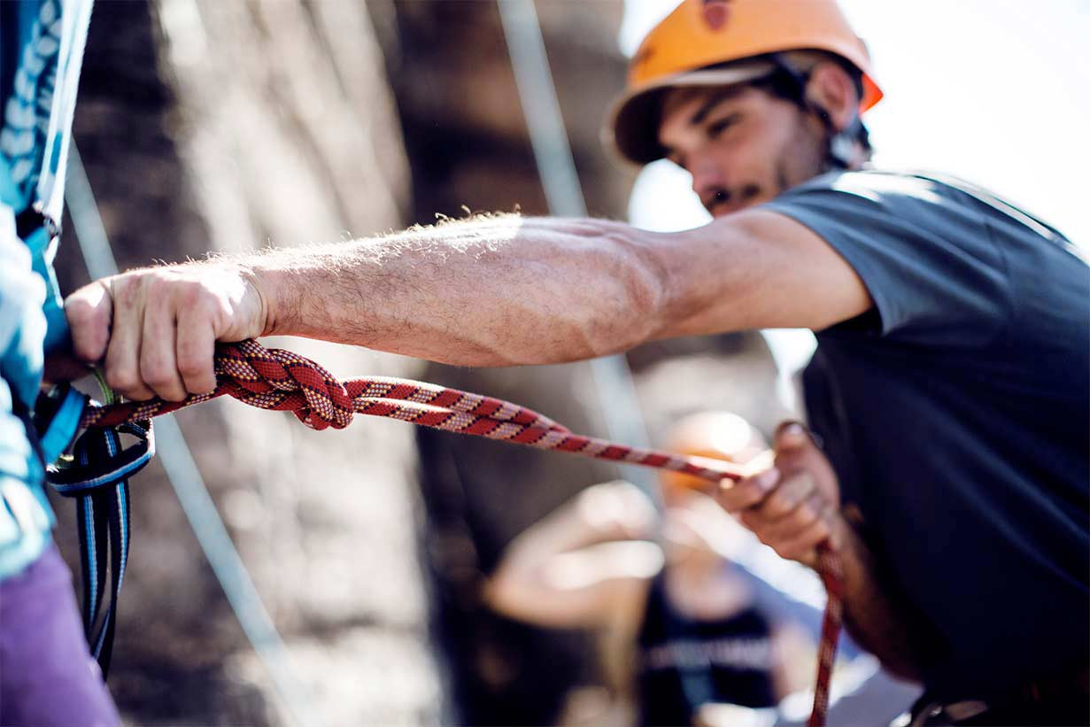 Climbing in Portugal for beginners