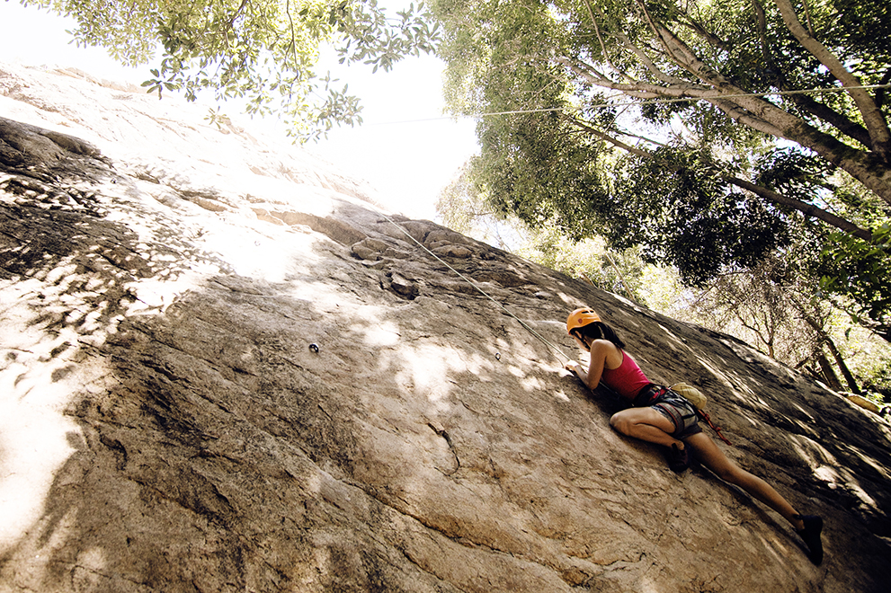 Climbing course in Portugal for beginners and advanced climbers