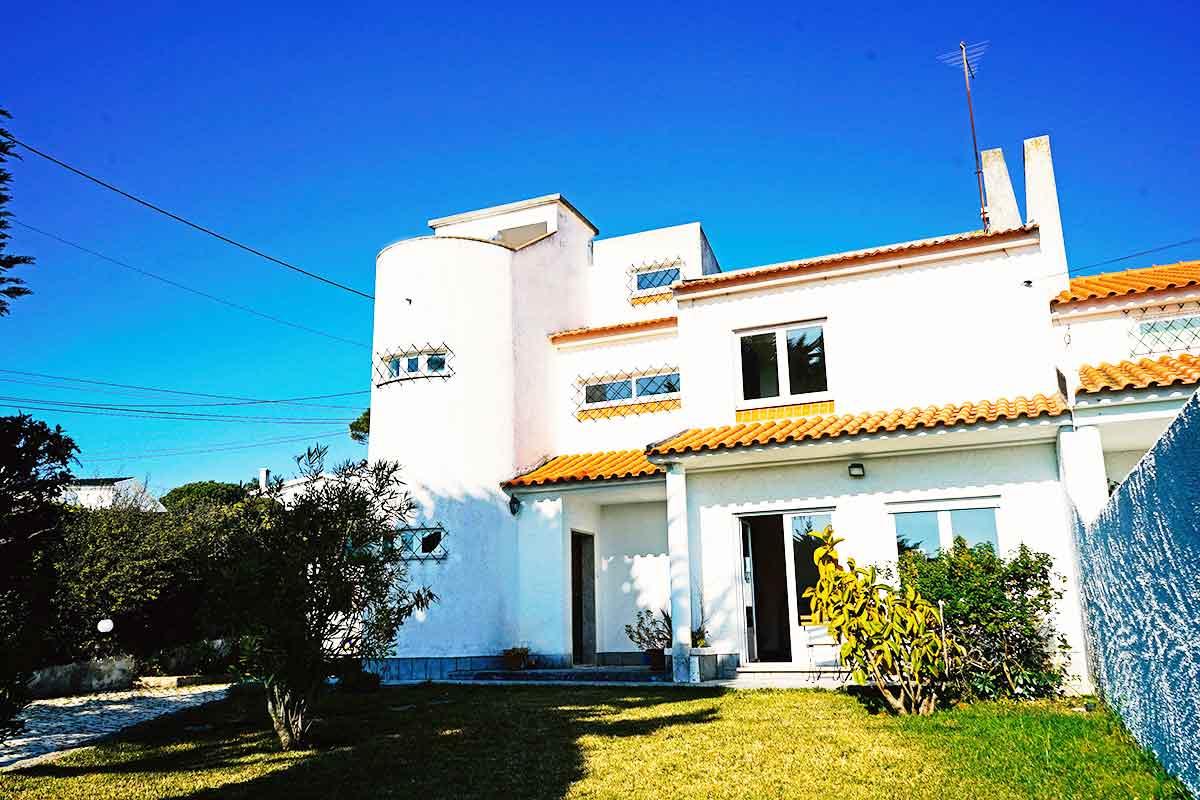 Surfen in Portugal im schönen Haus von SaltyWay