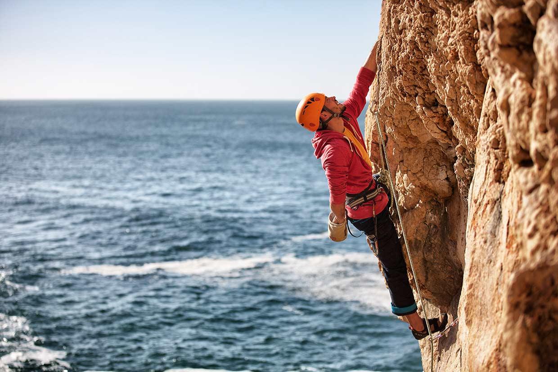 Kletterkurs in Portugal
