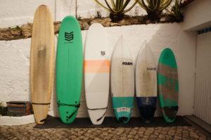 In Portugal Surfen mit den besten Surfboards für jedes Level